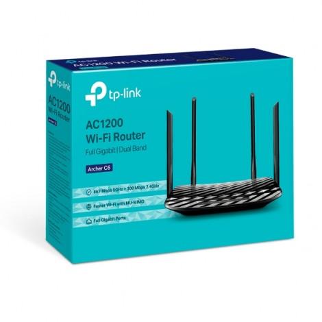 TP-Link ArcherC6  v2 AC1200 mbps Gigabit Router