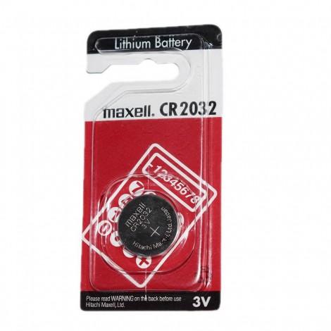 CMOS BIOS Battery Motherboard 3v Lithium maxell CR2032