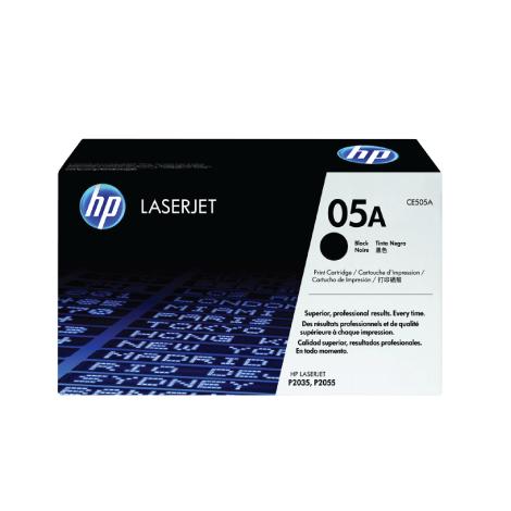 HP 05A Toner Cartridge (For LJP2035, P2055)