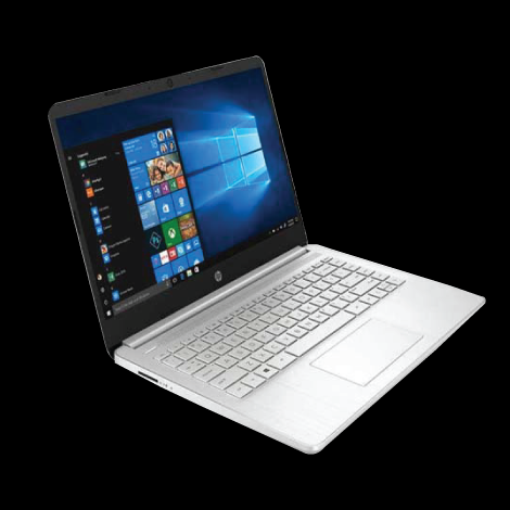 HP 14 DQ1059wm Intel Ci5 10th Gen (1035G1)  SSD 256 Laptop