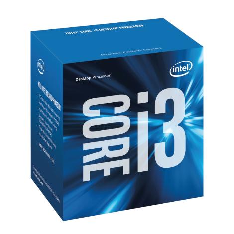 Intel 6th Generation Core  i3 processor