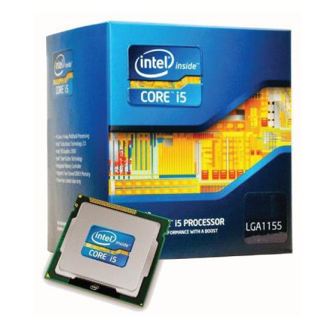 Intel Core i5 3rd gen processor