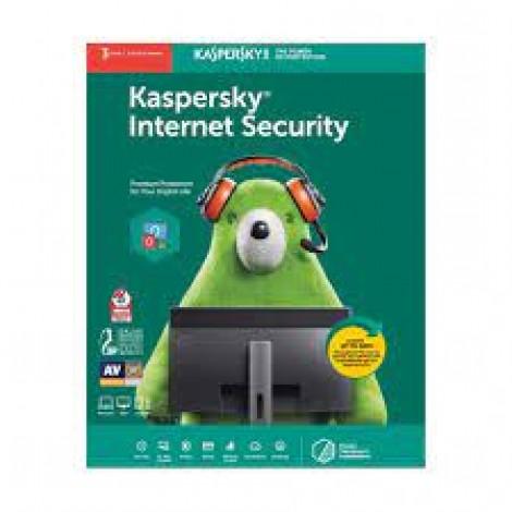 Kaspersky Internet Security (2021) 3-User- 1 year