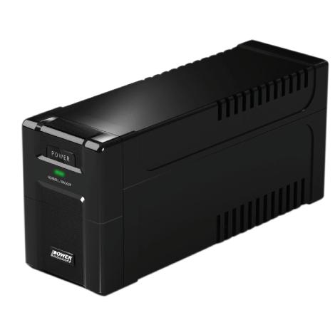 Power Guard PG650VA-PS 650VA Offline UPS with Metal Body