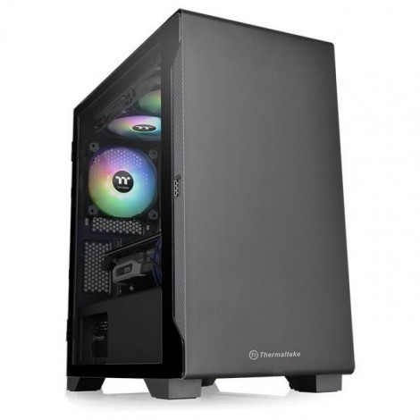 Thermaltake S100 Tempered Glass Edition Micro Chassis