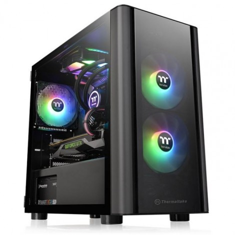 Thermaltake V150 Tempered Glass Micro Chassis