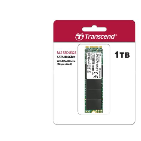 Transcend 1TB 832S M.2 2280 SATA III Internal SSD