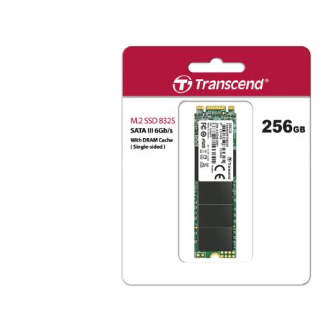 Transcend 256GB 832S M.2 228 SATA III Internal SSD