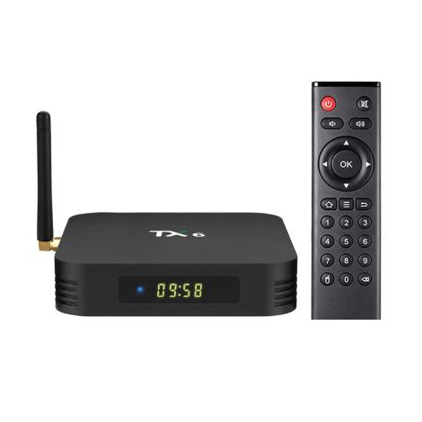 TX6  Android Smart TV Box  4GB RAM 32GB ROM