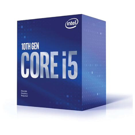 Intel 10th Gen Core i5-10400F Processor